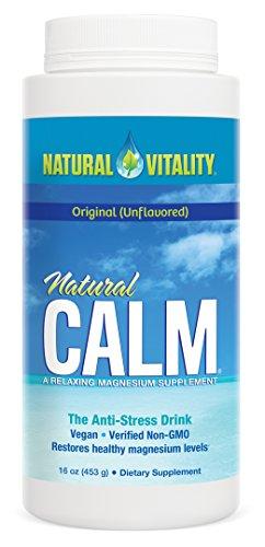 Natural Vitality Magnesium Stress Orignal