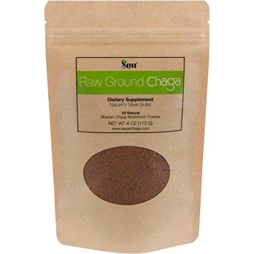 Sayan Siberian Raw Chaga Powder
