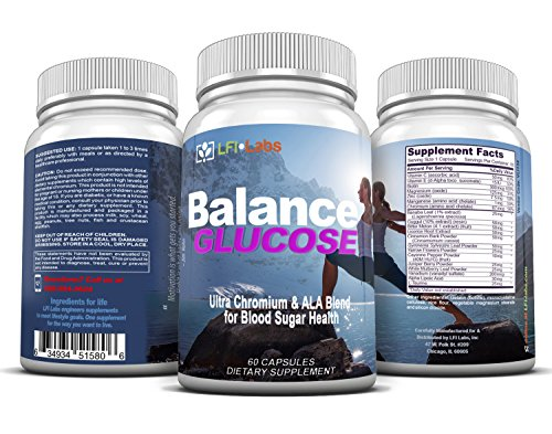 LFI Balance Glucose Cardiologist Recommended