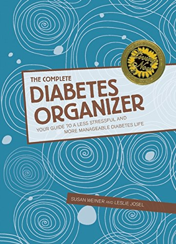 Complete Diabetes Organizer Stressful Manageable