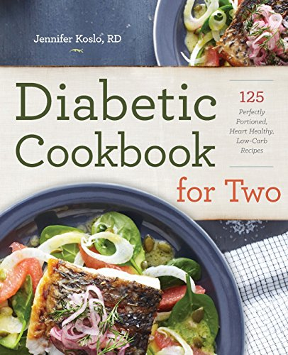 Diabetic Cookbook Two Perfectly Heart Healthy