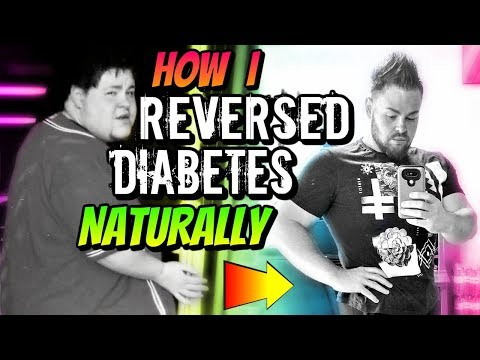 HOW I REVERSED TYPE 2 DIABETES NATURALLY & LOST 130 POUNDS