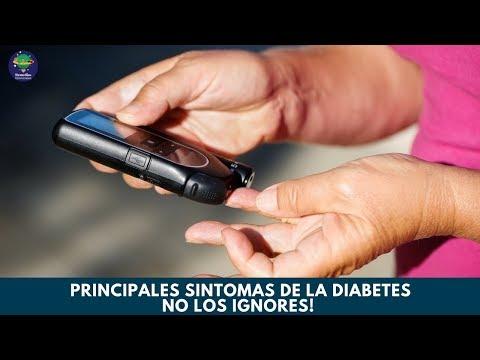 Principales síntomas de diabetes que te indican que puedes padecer diabetes NO LO IGNORES