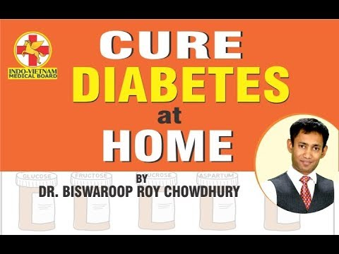 Cure Diabetes at Home