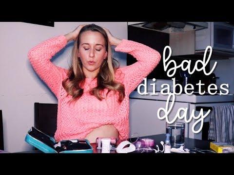 BAD DIABETES DAY!