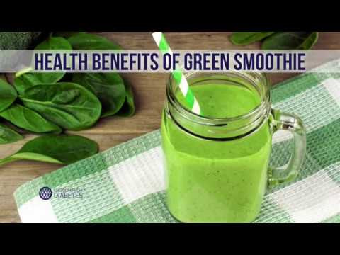 Diabetes Drink – Smoothie