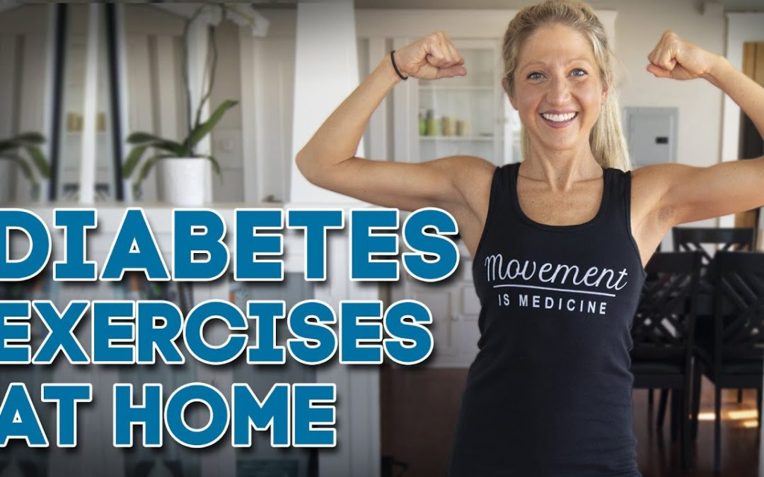 Diabetes exercises at home: Help cure Diabetes with this routine!