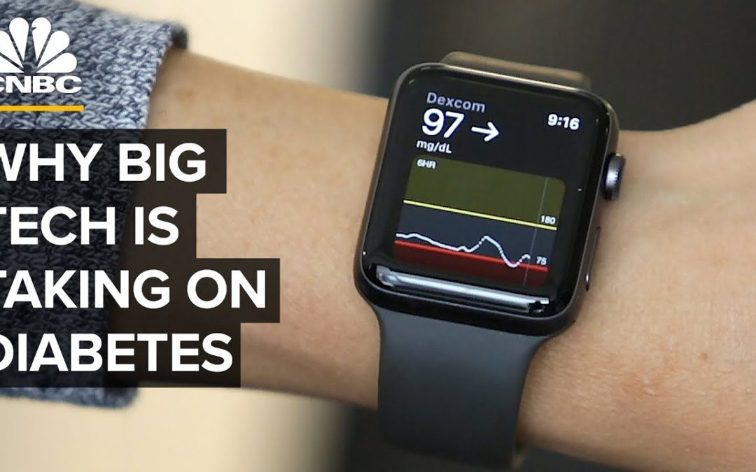 Why Apple And Google Are Working On Diabetes Tech