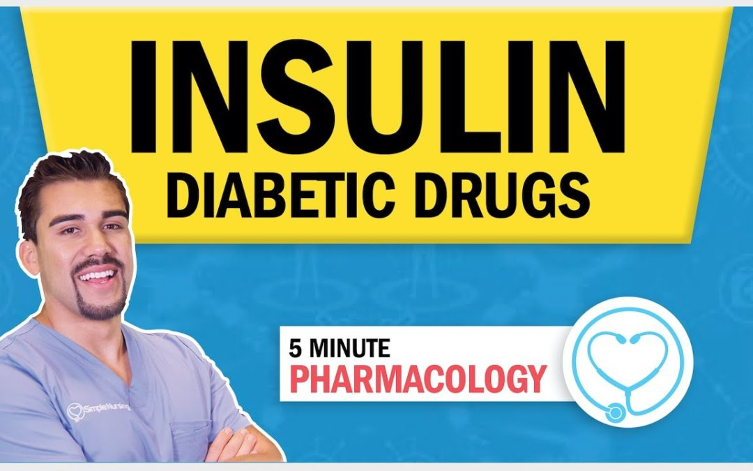 Pharmacology for Nursing – Diabetic drugs Insulin Types & Memory Tricks (Peak, Onset, & Duration) RN