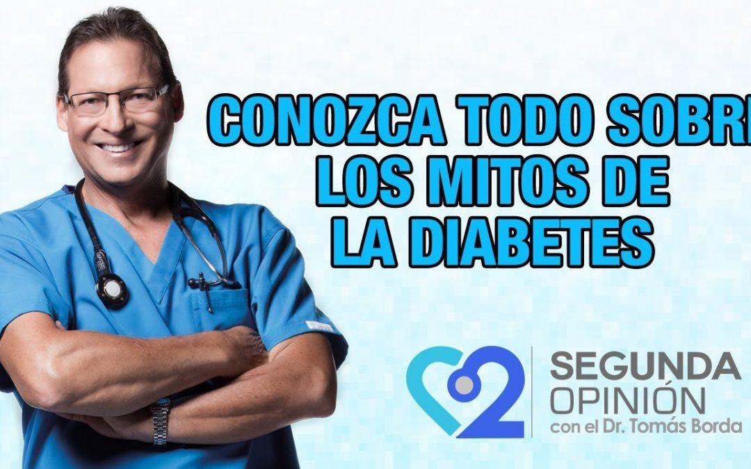 Los mitos de la diabetes