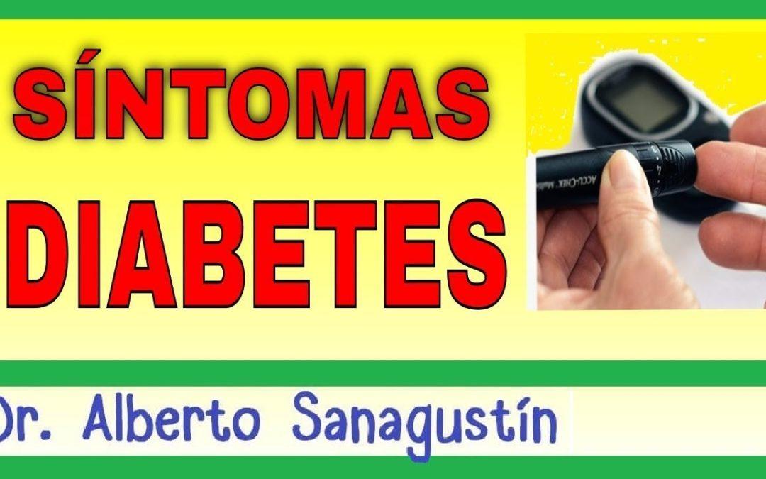 Síntomas de Diabetes Mellitus tipo 1 y tipo 2 (azúcar alta)