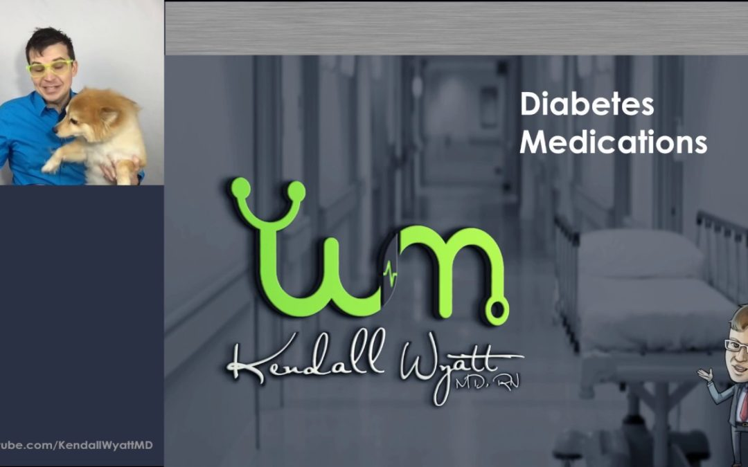 Diabetes Medications and Pharmacology – Nursing Rapid Review