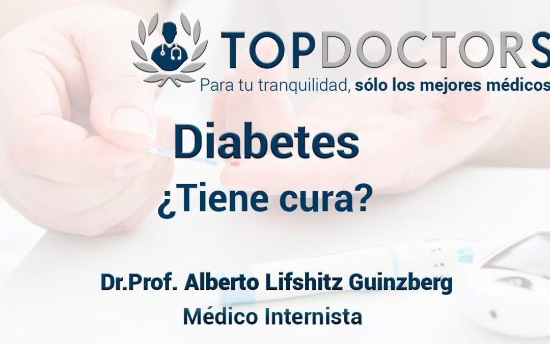 ¿Qué es la Diabetes? ¿Tiene cura?