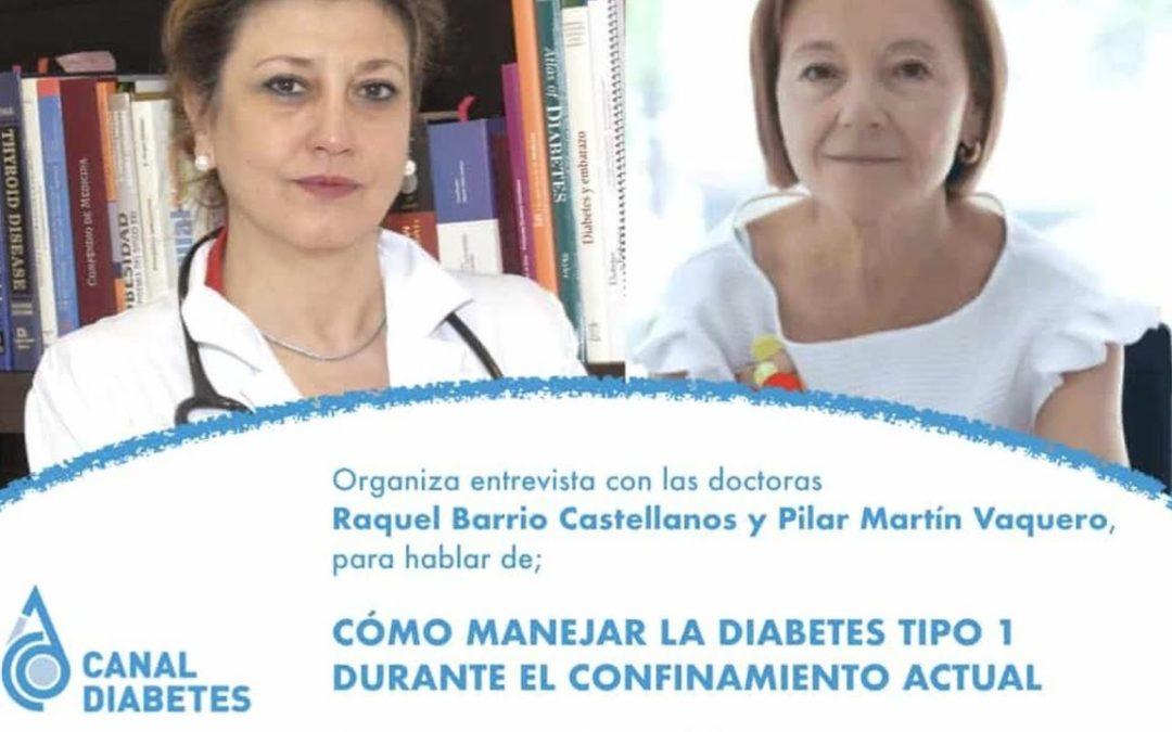 Videchat coronavirus y diabetes