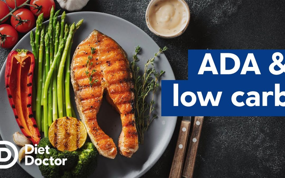 American Diabetes Association cautiously endorses low carb