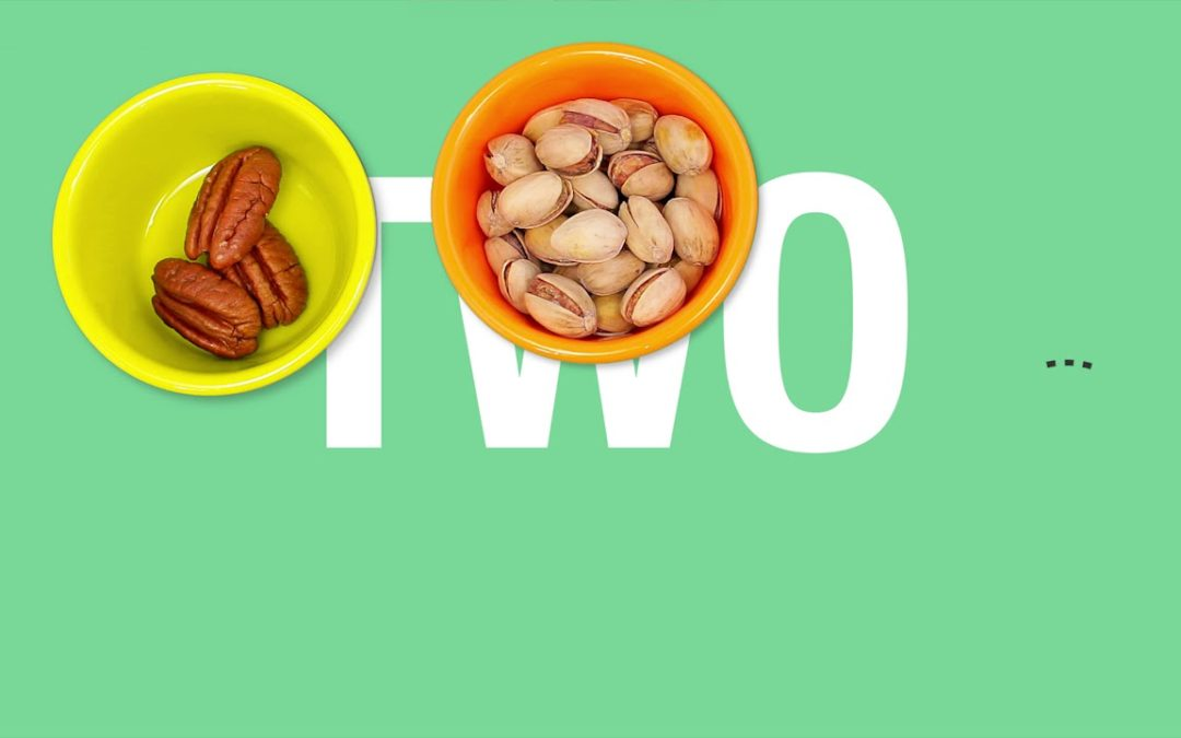3 nuts to add in for diabetes nutrition