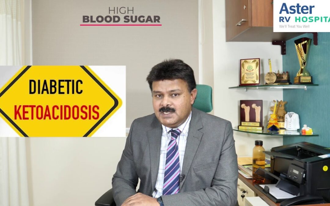 Diabetes Patients and Coronavirus or Covid- 19 | Dr. Manjunath Malige – Aster RV Hospital