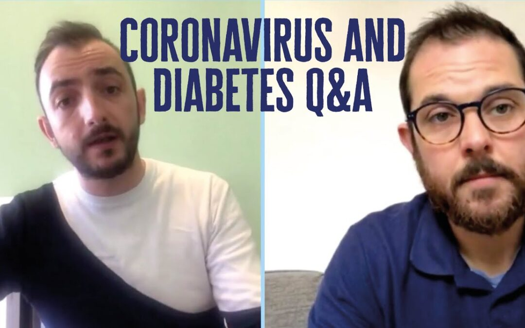 Coronavirus and diabetes I Facebook Live I Diabetes UK