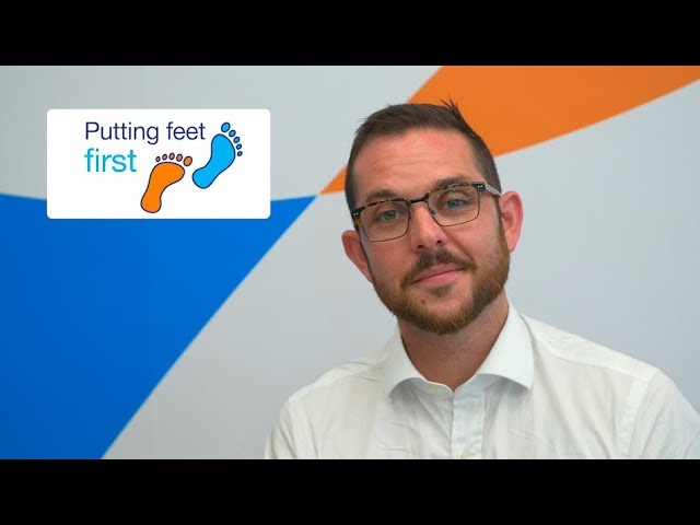 How to check your feet every day | #PuttingFeetFirst | Diabetes UK