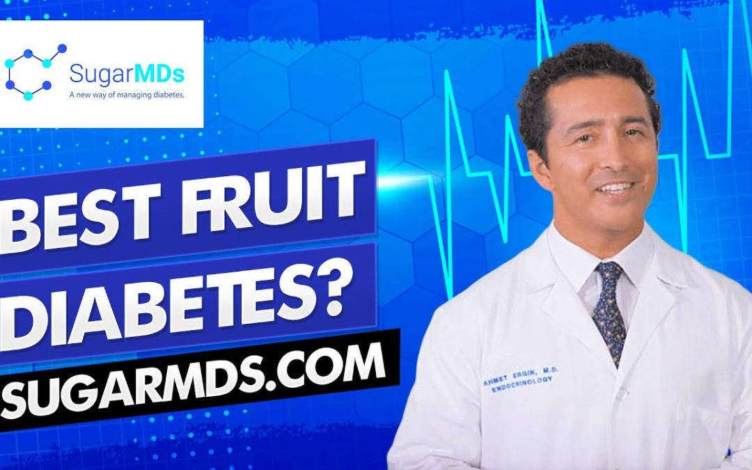 The BEST FRUITS Good For Diabetes | Doctor Explains