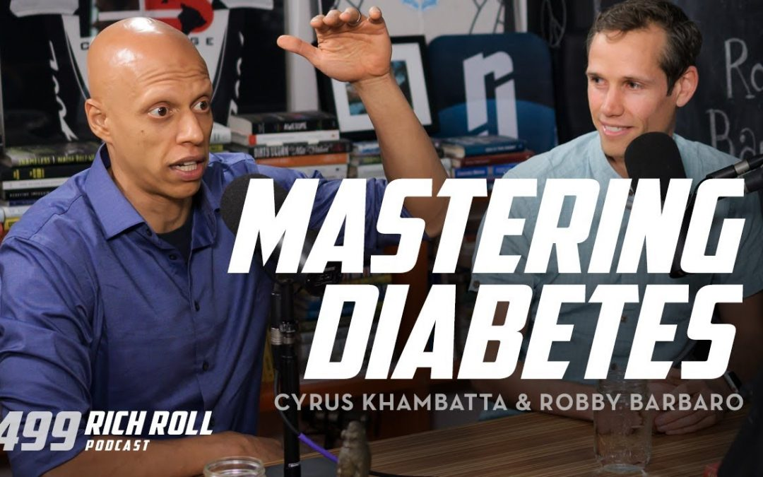The Shocking Truth About Carbs & Diabetes | Rich Roll Podcast