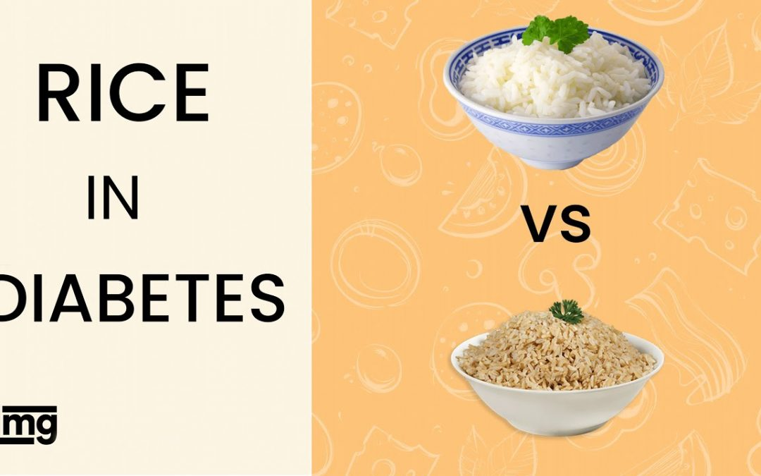 Rice in Diabetes || How to Eat || Roti vs Rice || 1mg