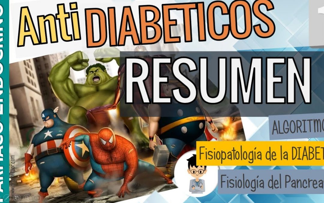 ANTIDIABETICOS, RESUMEN, DIABETES CARE 2020, FISIOPATOLOGÍA DE LA DIABETES, EPIDEMIOLOGÍA | PARTE 1