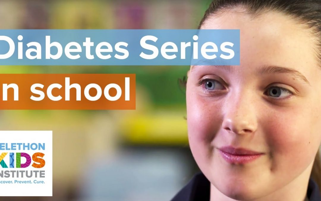 Cleo's Diabetes Story: Managing Type 1 Diabetes in school