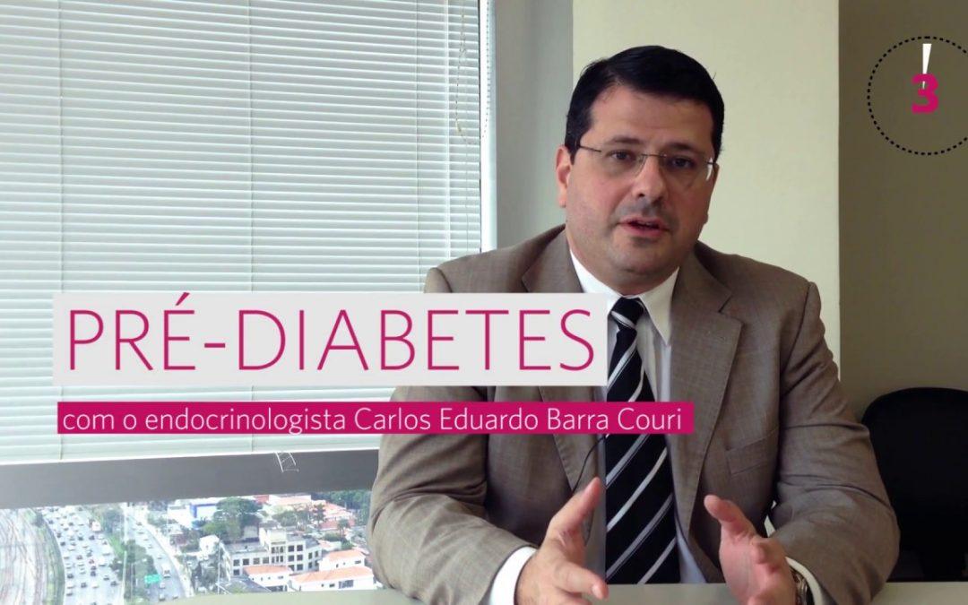 O que é o pré-diabetes?