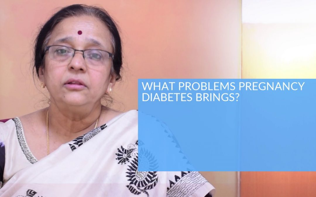 Pregnancy with Diabetes | Delivery Issues | Dr. Latha Venkatram