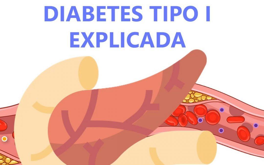 Diabetes tipo 1 – Explicado Fácilmente Para Pacientes