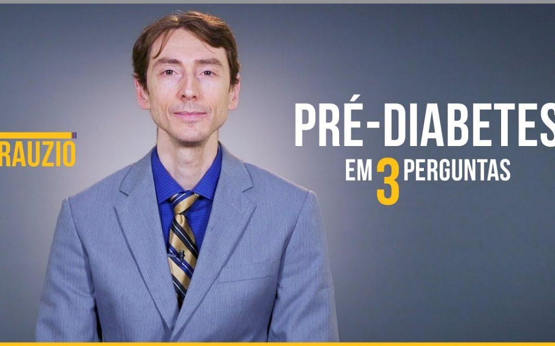 Pré-diabetes em 3 perguntas | Fernando Valente