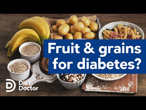 Do fruits and grain help prevent type 2 diabetes?
