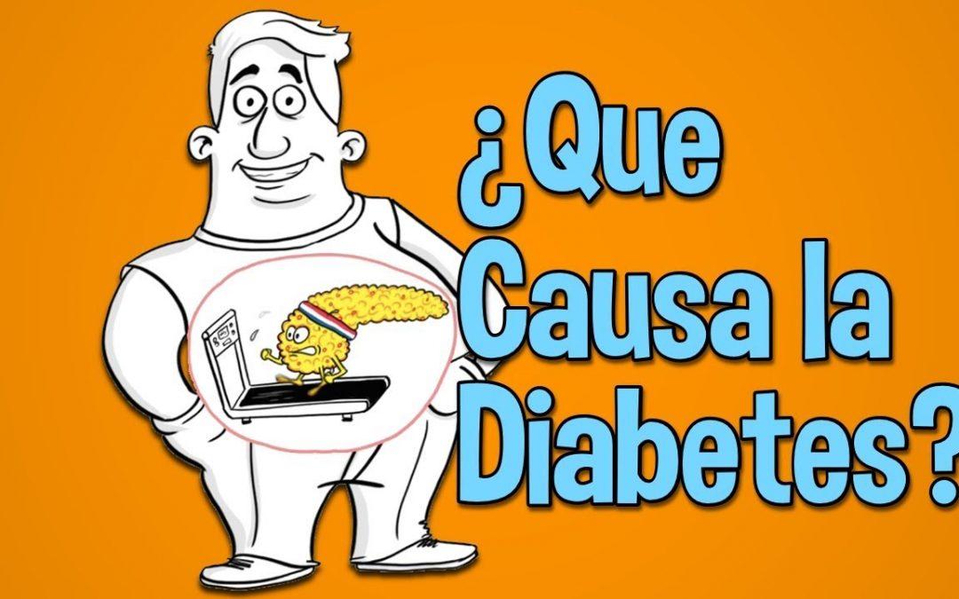Qué causa la diabetes, azúcar en la sangre, la diabetes tipo 2