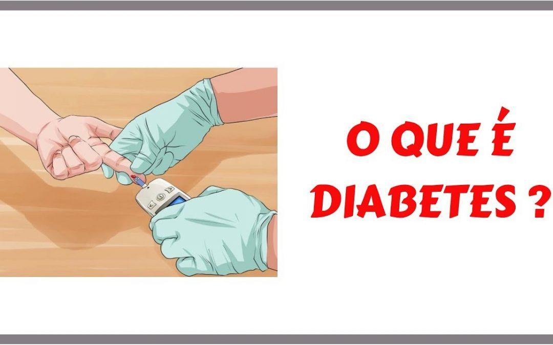 Diabetes: Conheça os 3 tipos