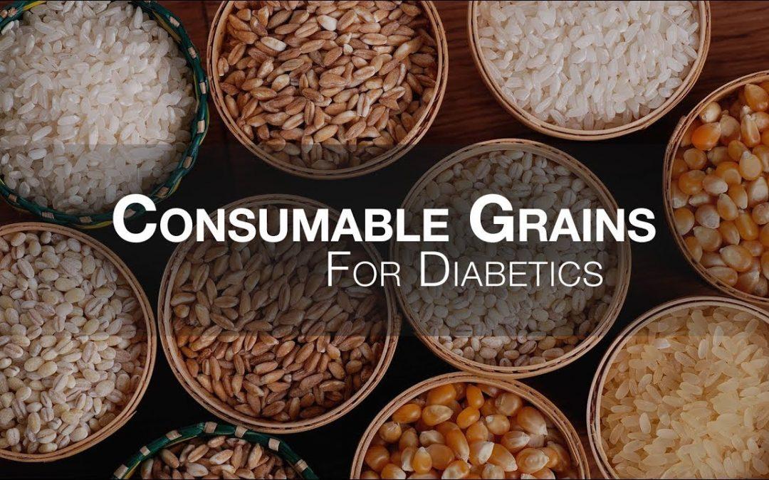 Consumable Grains Guide | Diet & Diabetes | Diabetes Awareness  | Dr.Roshani Gadge