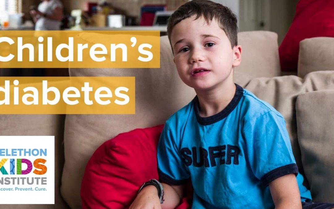 Children's Diabetes Story: Meet Heath, Age 5