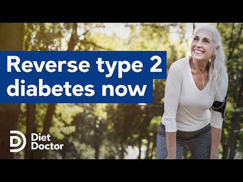 A lifestyle program to reverse type 2 diabetes now