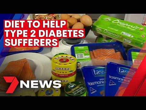 Breakthrough diet to help type 2 diabetes sufferers   7NEWS