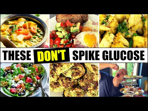 5 Low Carb Meals for Diabetics that Don't Spike Blood Sugar